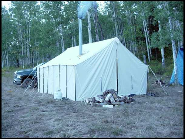Outfitter or wall tent Wall tent idaho