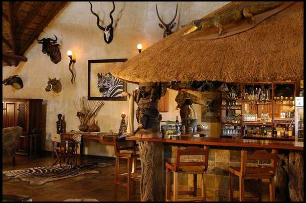 African Hunting Lodges