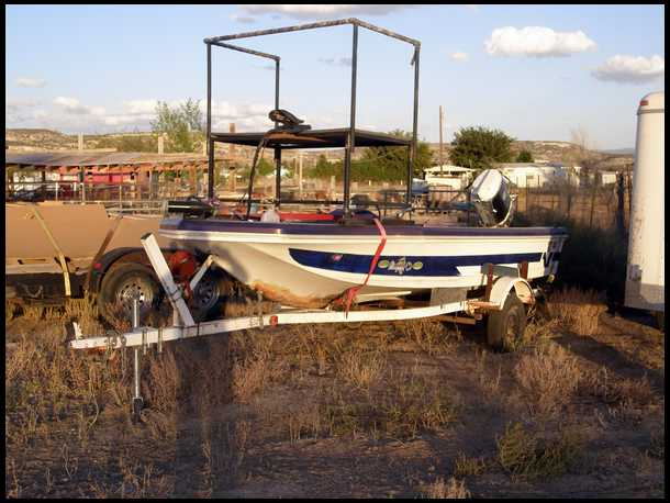 Bowfishing Boats Pictures Into a Bowfishing Boat