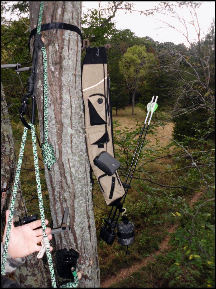 Sling Style Treestand