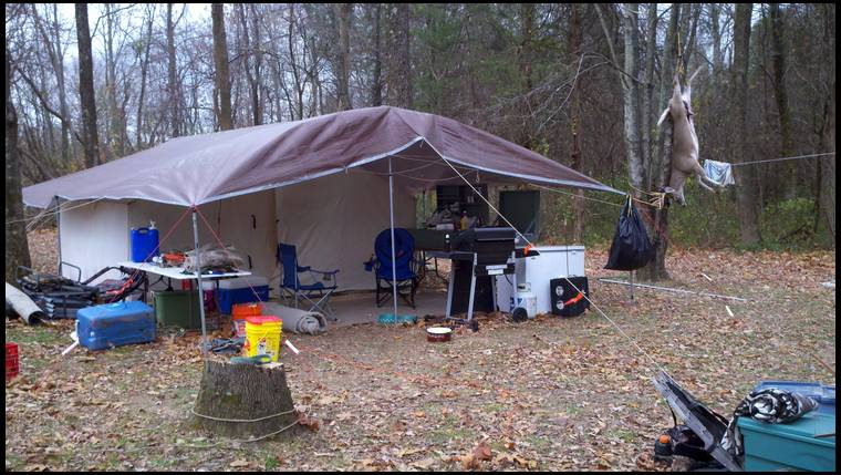 Wall tent, the good the bad & the ugly