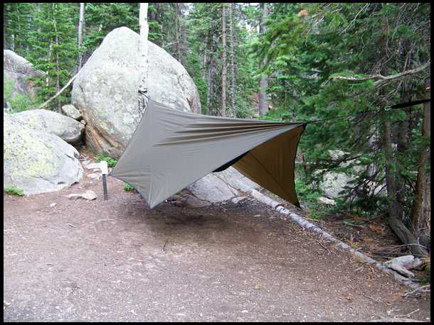 skinny indian u0027s embedded photo bought me a clark jungle hammock today    rh   forums bowsite
