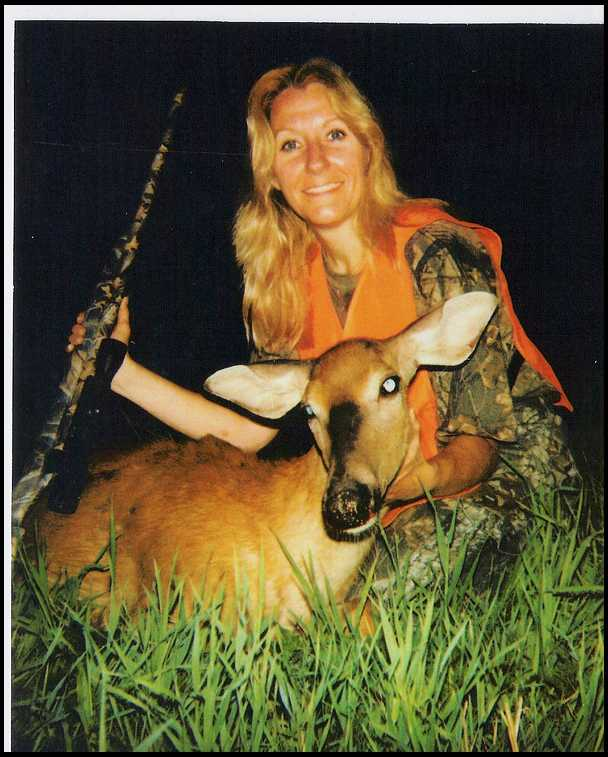 Tiffany Lakosky - by Bowsite.com Bowhunting - Printable