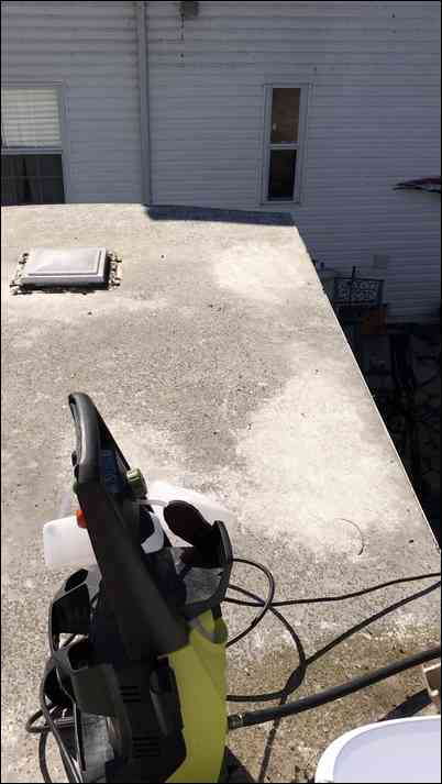 RV/Camper roof replacement cost?